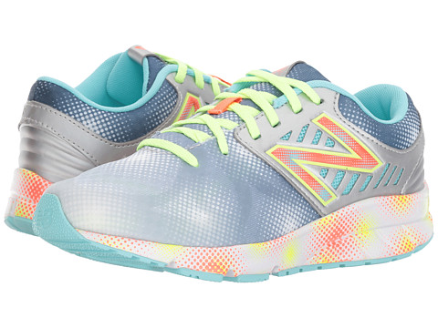 Incaltaminte Fete New Balance Electric Rainbow 200 (Big Kid) GreyMulti