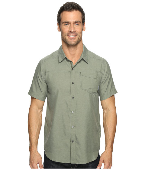 Imbracaminte Barbati Columbia Pilsner Peak II Short Sleeve Shirt Cypress