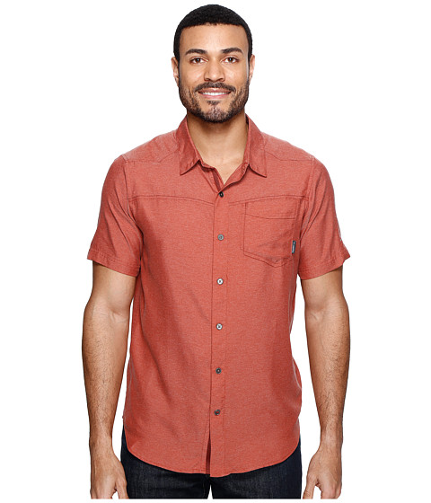 Imbracaminte Barbati Columbia Pilsner Peak II Short Sleeve Shirt Rusty