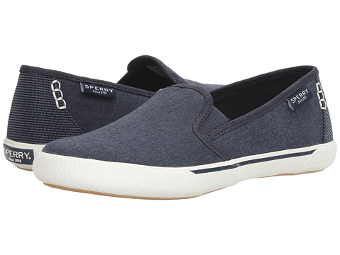 Incaltaminte Femei Sperry Top-Sider Quest Cay Canvas Navy