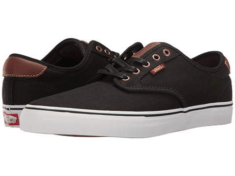 Incaltaminte Barbati Vans Chima Ferguson Pro (Brushed Twill) Black