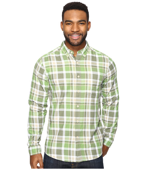 Imbracaminte Barbati Royal Robbins Painted Canyon Plaid Long Sleeve Olivine