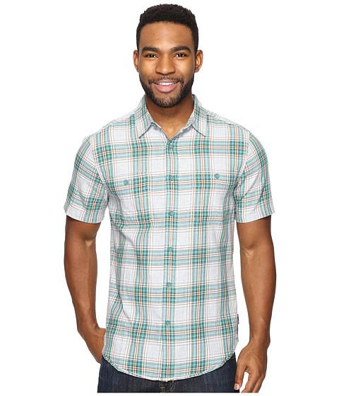 Imbracaminte Barbati Royal Robbins Point Reyes Plaid Short Sleeve Shirt Conifer