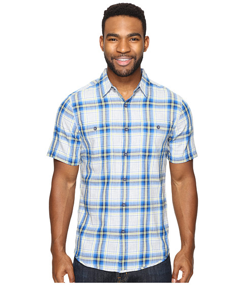 Imbracaminte Barbati Royal Robbins Point Reyes Plaid Short Sleeve Shirt Oceania