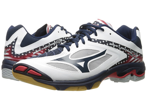 Incaltaminte Barbati Mizuno Wave Lightning Z3 Stars Stripes