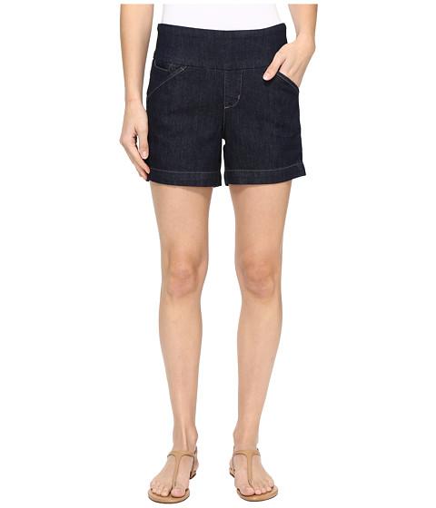 Imbracaminte Femei Jag Jeans Ainsley Pull-On 5quot Shorts Comfort Denim in Dark Shadow Dark Shadow