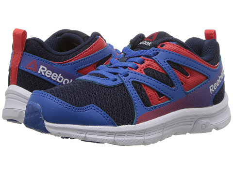 Incaltaminte Baieti Reebok Run Supreme 30 (Little KidBig Kid) Awesome BlueCollegiate NavyPrimal Red
