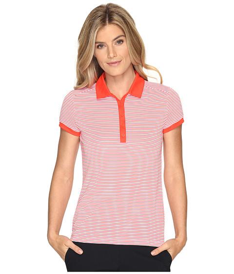Imbracaminte Femei Nike Victory Stripe Polo Max OrangeWhiteWhite
