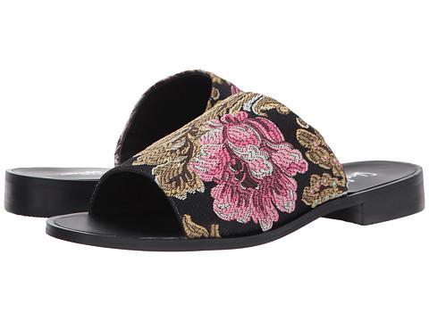 Incaltaminte Femei Shellys London Enya Floral Slide Black Floral