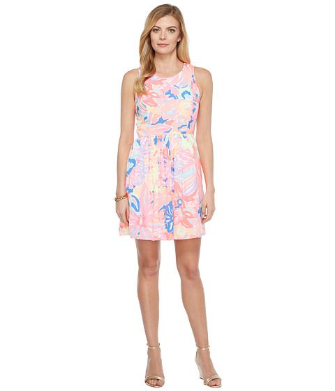Imbracaminte Femei Lilly Pulitzer Kassia Dress Multi Playa Hermosa