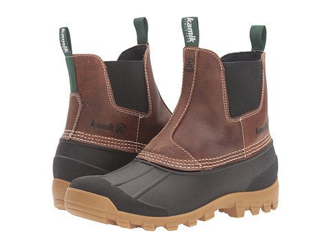 Incaltaminte Barbati Kamik Yukon C Dark Brown