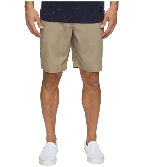 Imbracaminte Barbati Vans Authentic Stretch Shorts 20quot Military Khaki