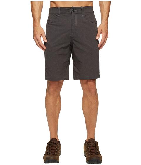 Imbracaminte Barbati Royal Robbins Coast Shorts Charcoal