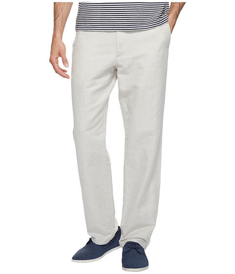 Imbracaminte Barbati Nautica Linen Cotton Pants Wheat Flax