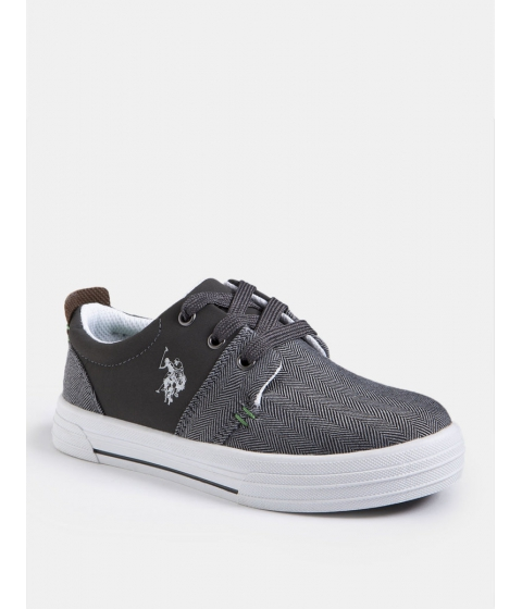 Incaltaminte Barbati US Polo Assn HARVEY SNEAKER CHARCOAL