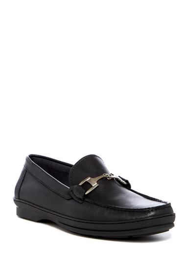 Incaltaminte Barbati Sandro Moscoloni Morano Bit Loafer - Wide Width Available BLK