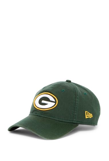 Accesorii Barbati New Era Cap NFL Green Bay Packers Classic Core 920 Cap DARK GREEN