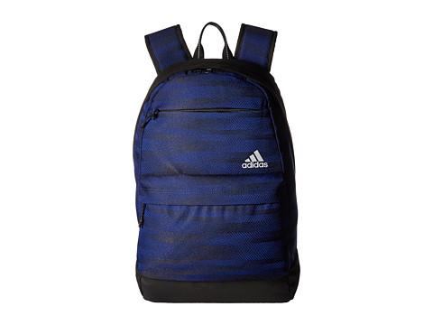 Genti Femei adidas Daybreak Backpack Ratio Jacquard Mystery InkBlackGrey Two