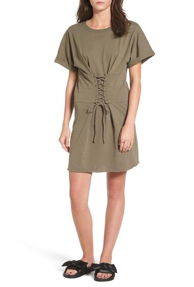 Imbracaminte Femei BP Corset Dress OLIVE SARMA