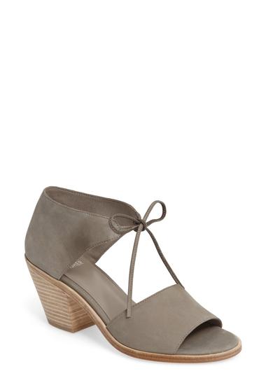 Incaltaminte Femei Eileen Fisher Ann Ankle Tie Sandal MOON