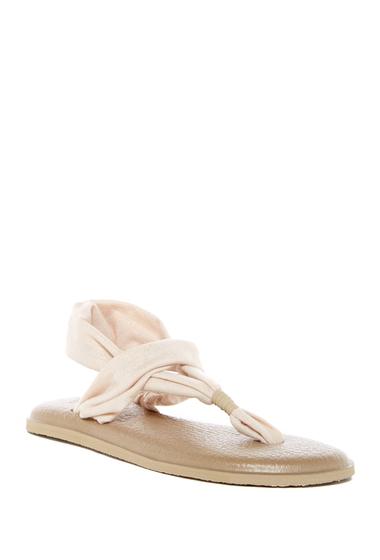 Incaltaminte Femei Sanuk Yoga Sling 2 Metallic Sandal RGLT