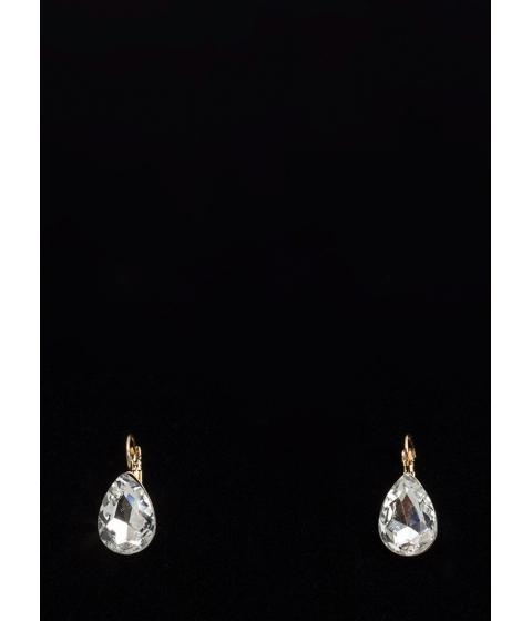 Bijuterii Femei CheapChic Easy Glam Faux Gem Droplet Earrings Clear