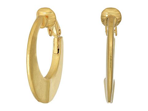 Bijuterii Femei Marc Jacobs Hoop Clip Earrings Gold