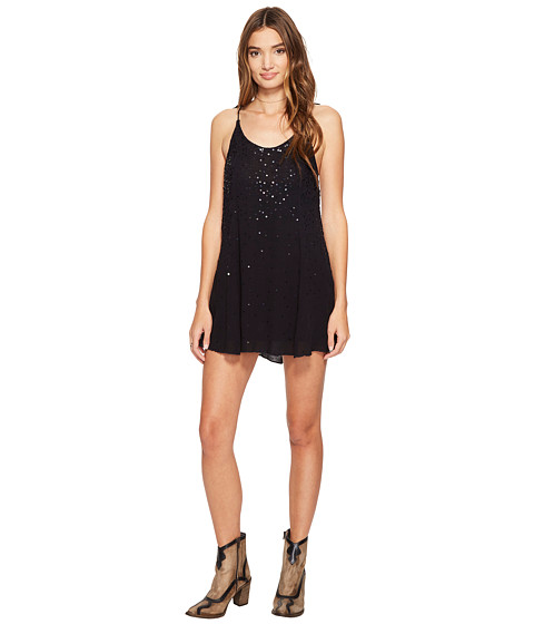 Imbracaminte Femei Free People Just Watch Me Slip Dress Black