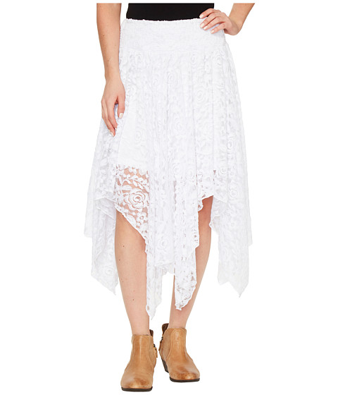 Imbracaminte Femei Ariat Hankie Skirt White Lace