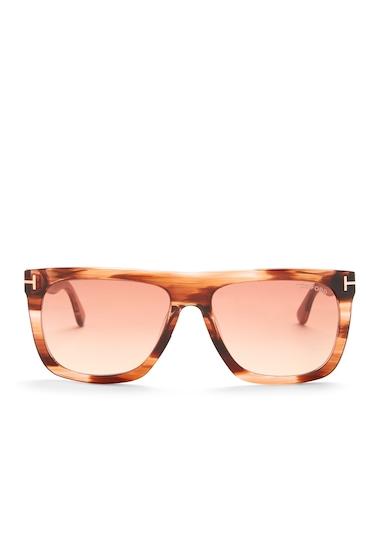 Femei Tom Ford Womens Retro Sunglasses REDO-BORDG