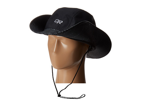 Accesorii Femei Outdoor Research Seattle Sombrero - Prints BlackBlack Echo