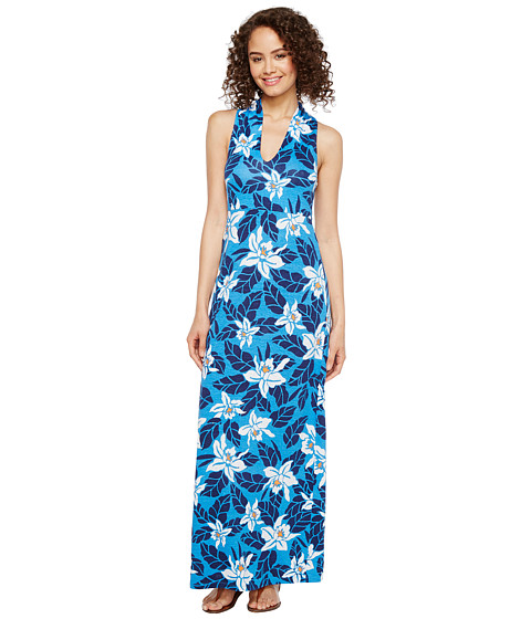 Imbracaminte Femei Tommy Bahama Olympias Blooms Sleeveless Maxi Download Blue