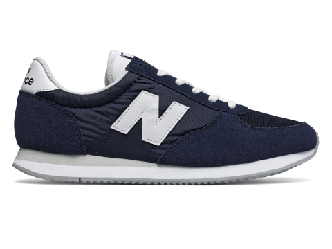 Incaltaminte Femei New Balance 220 New Balance Navy with White