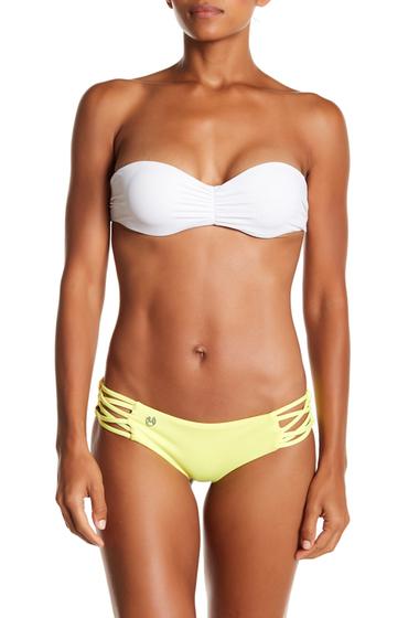 Imbracaminte Femei Maaji Firefly Stream Reversible Bikini Bottom YELLOW