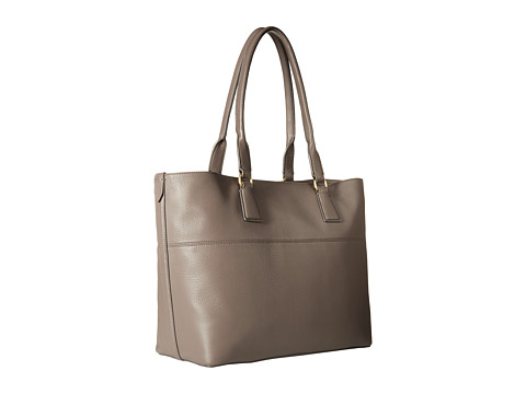 Genti Femei Cole Haan Celia Medium Zip Top Tote Storm Cloud