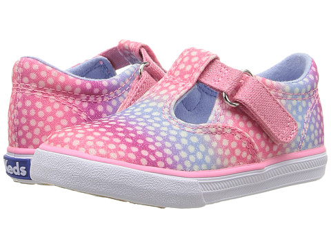 Incaltaminte Fete Keds Daphne (ToddlerLittle Kid) Pink Multi Dot Sugar Dip