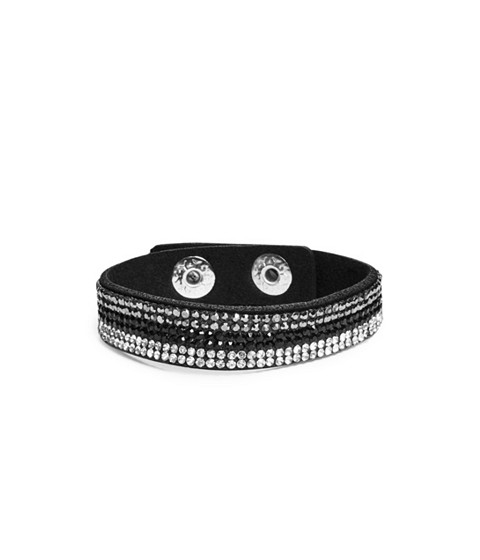 Bijuterii Femei GUESS Ombre Snap Bracelet black