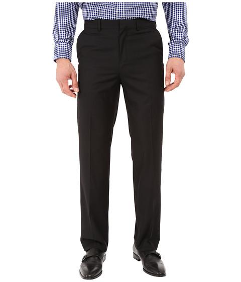 Imbracaminte Barbati Dockers Flat Front Straight Fit Dress Pants Black