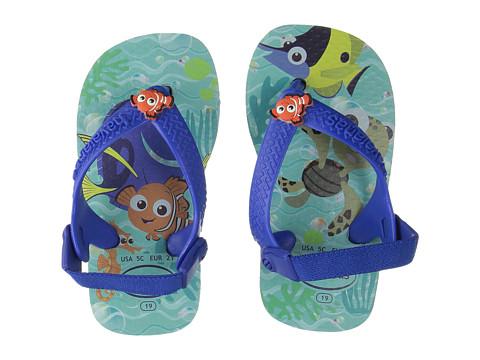 Incaltaminte Fete Havaianas Disney Cuties Sandals (Toddler) Ice Blue