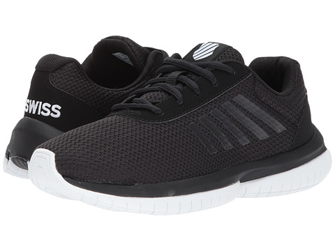 Incaltaminte Fete K-Swiss Tubes Infinity (Big Kid) BlackWhite