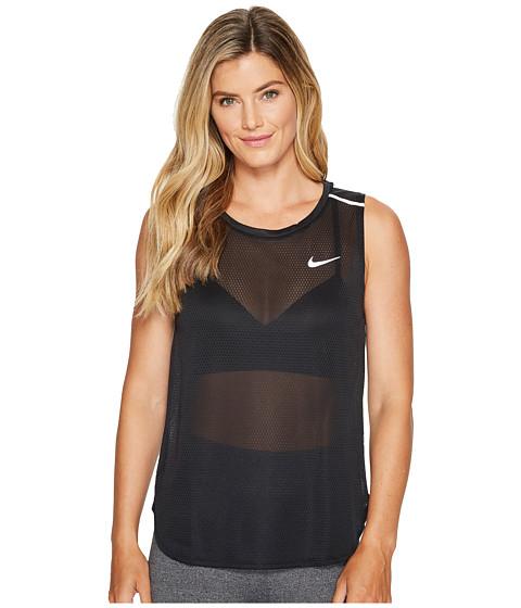 Imbracaminte Femei Nike Breathe Running Tank Black