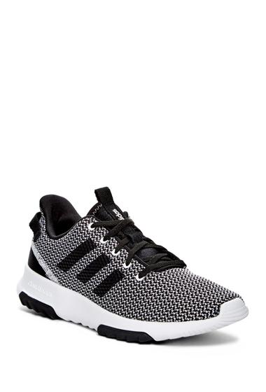 Incaltaminte Barbati adidas Cloudfoam Racer Trail Running Sneaker FTWWHT-CBL
