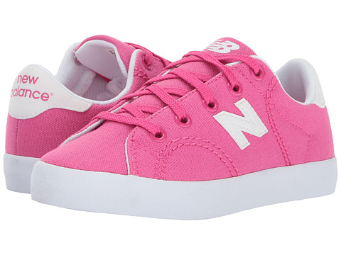 Incaltaminte Fete New Balance Kids Pro Court (Little KidBig Kid) PinkWhite