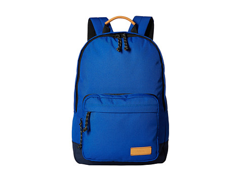 Genti Barbati Fossil Estate Backpack Blue