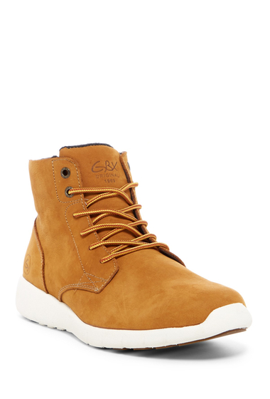 Incaltaminte Barbati GBX Atomic Lace-Up Boot WHEAT