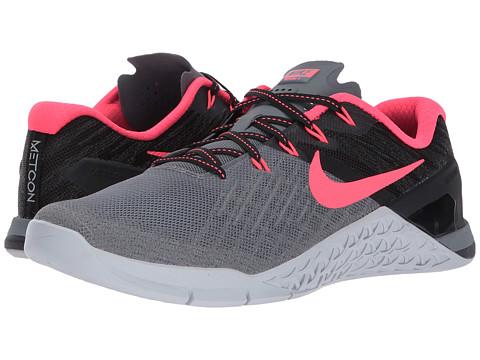 Incaltaminte Femei Nike Metcon 3 Cool GreySolar RedBlackPure Platinum