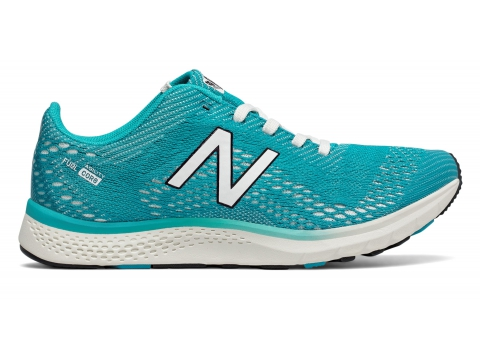 Incaltaminte Femei New Balance Womens FuelCore Agility v2 Blue with Off White