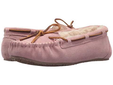 Incaltaminte Femei Minnetonka Gina Junior Trapper Pink Blush
