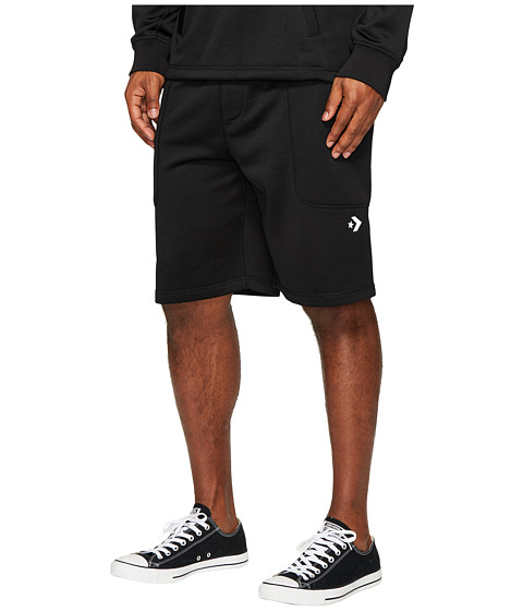 Imbracaminte Barbati Converse Hybrid Shorts Black