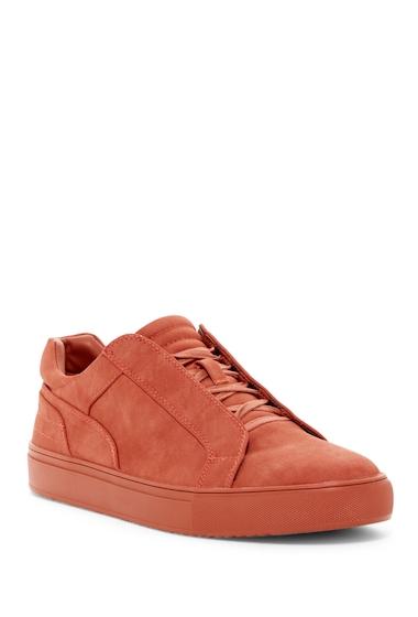 Incaltaminte Barbati Steve Madden Etro Leather Sneaker RUST NUBK
